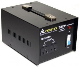 Poze Transformator tensiune 220V 110V 3000W Proflex®