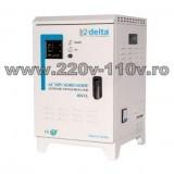 Stabilizator cu servomotor, Delta SRV 8/10/15/20/30 kVA