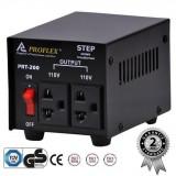 Transformator Proflex 220v-110v 200w