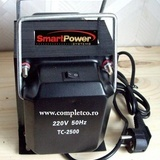 Transformator 220V/240V-110V/120V 2000W - Convertor Curent
