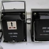 Convertor Transformator 220V-110V 1500VA