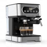 Espressor de cafea automat 20 bar, 1100W, spumare profesională a laptelui