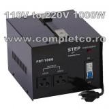 Transformator curent 110V la 220V 1000W