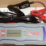 Redresor incarcator inteligent reconditionare baterii auto - moto