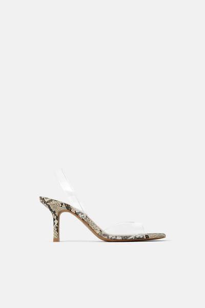 Poze Zara Sandals Piton