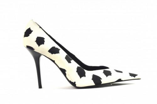 Zara StilettoDotsShoes