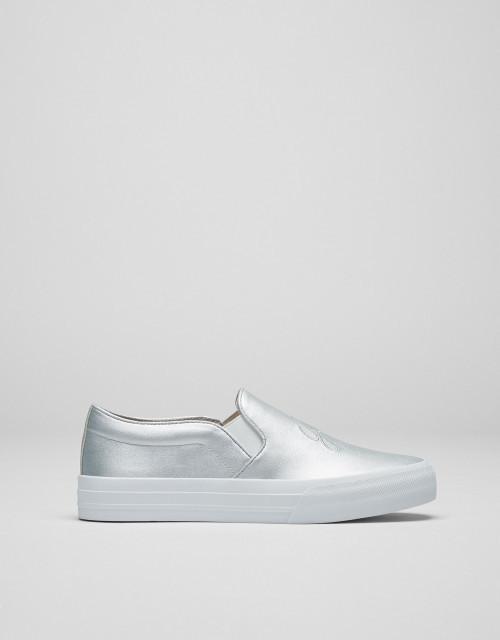 Poze Pull&Bear SilverSneakers
