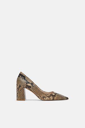 Zara BasicSerpienteShoes