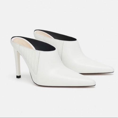 Zara HighHeelMulesShoes