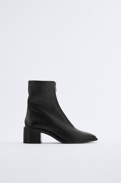 Zara LeatherPattent