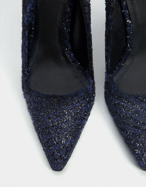 Poze Bershka Glitter Shoes