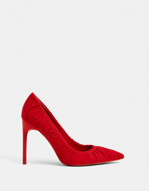 Poze Bershka Red Shoes