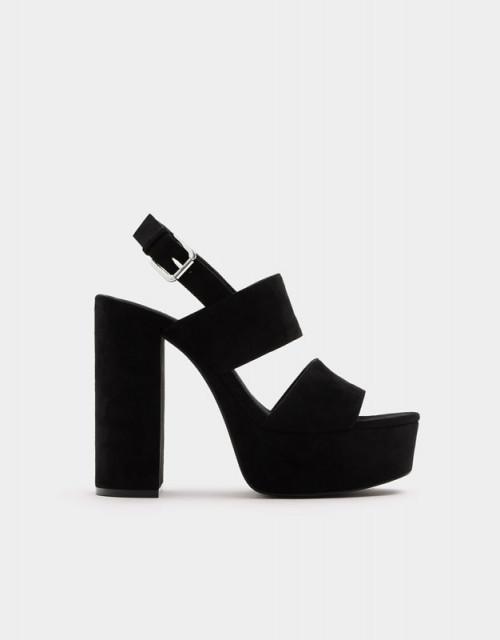 Poze Pull&Bear High Heel Sandals