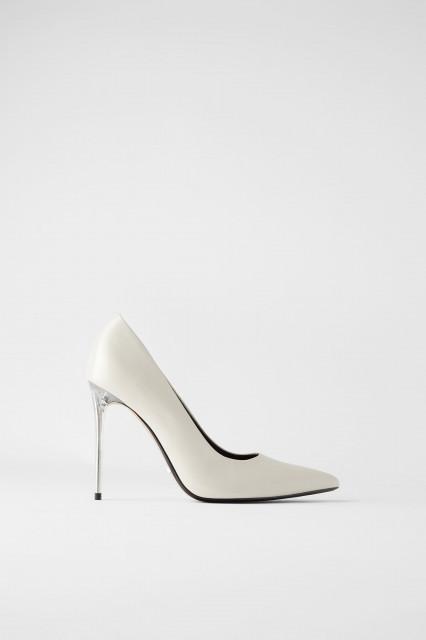 Zara ButterHeelShoes