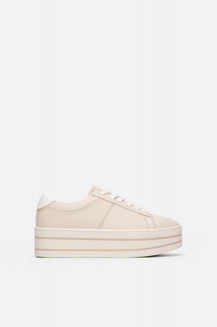 Zara LiniarPrintSneaker