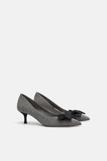 Poze Zara Square Mid Shoes