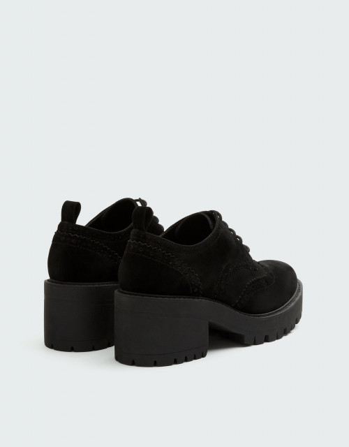 Poze Pull&Bear Track Sole Shoes