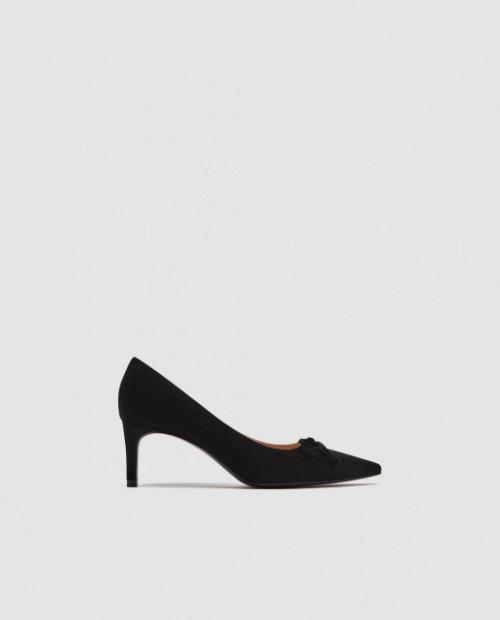 Poze Zara Bow Stiletto Shoes
