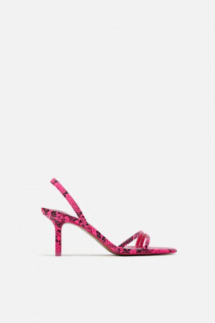 Poze Zara Pinky Sandals