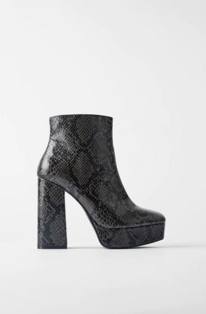 Zara PlatformBoots