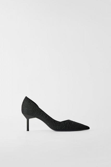 Zara ShinnyHeeledShoes