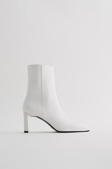 Zara WhiteBoots