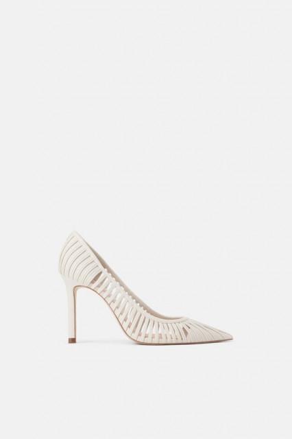 Zara StrapsHeeledShoes