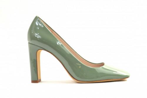 Zara GreenHighHeelShoes