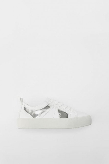 Zara VinylSneaker