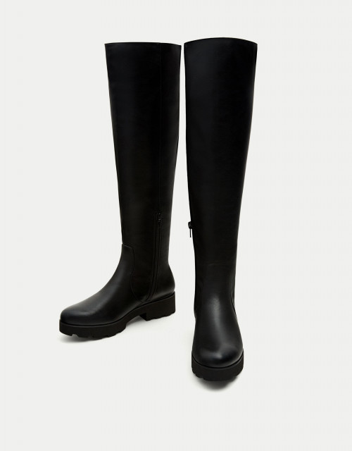 Poze Pull&Bear ColdWeatherBoots