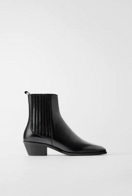 Zara CountryAnkleBoots