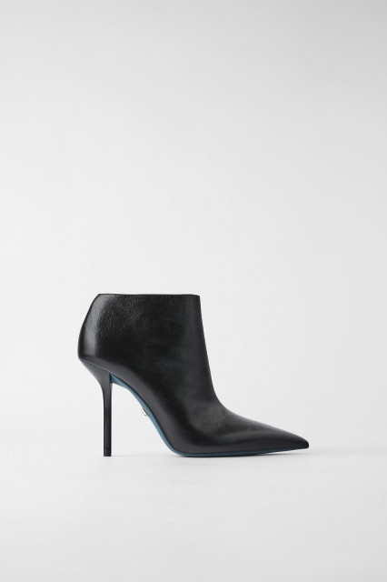 Poze Zara StilettoAnkleBoots