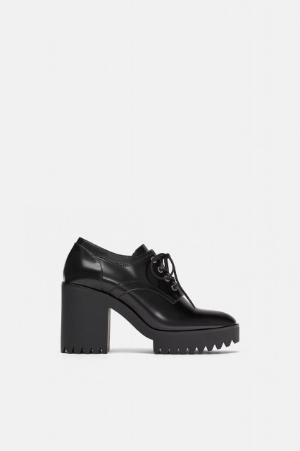 Zara Track Sole Shoes