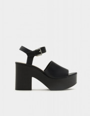 Pull&Bear High Heel Platform Sandals