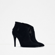Zara PerforateBoots