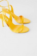 Zara YellowSunSandals