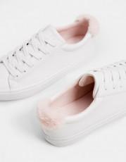 Bershka PuffySneakers
