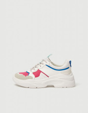 Pull&Bear Coloured Sneakers