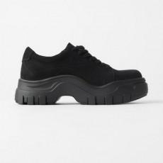 Zara BlackCasualSneaker