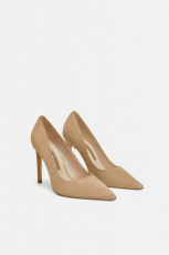 Zara CreamStilettoShoes