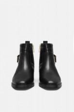 Zara Crock Print Boots