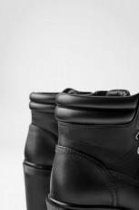 Zara Lace Up Heeled Boots