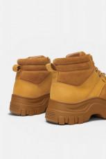 Zara PlatformBlockSneakers