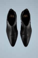 Zara BootsWithPrint