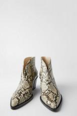 Zara CountryHeelBoots