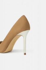 Zara SuedeStilettoShoes