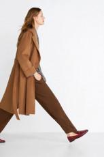 Zara BurgundyLoafersShoes