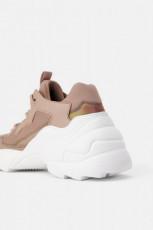Zara PlatformPowderSneaker