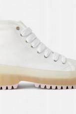 Zara Top White Sneakers