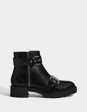Bershka FrontBeltBoots
